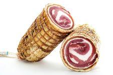 Immagine di Pancetta arrotolata intera kg 1,7