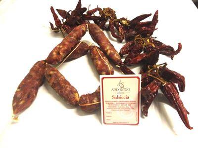 Immagine di 2 kg di salsiccia piccante